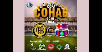 Grande Final da Copa Cohab acontecerá no domingo