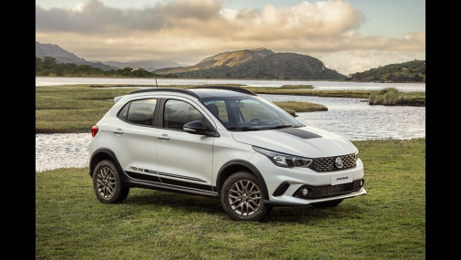 Fiat Argo Trekking mira no espírito aventureiro