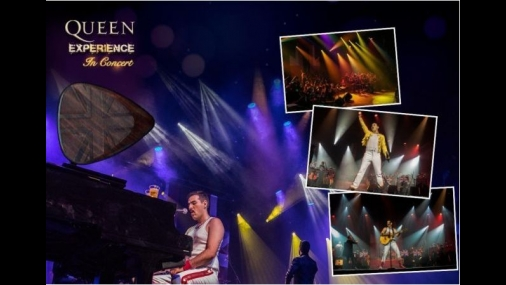 Teatro Municipal recebe espetáculo Queen Experience In Concert