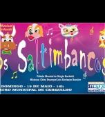 Teatro recebe musical infantil �Os Saltimbancos�