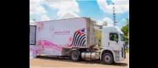 Carreta de Mamografia chega em Cerquilho
