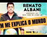 Renato Albani apresenta segundo stand-up