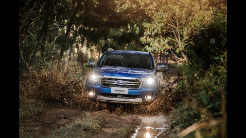 Ford Ranger 2020 chega com atualizações