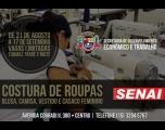 Prefeitura de Cerquilho e SENAI oferecem curso