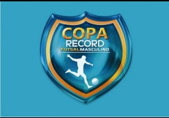 Tietê participará da Copa Record de Futsal